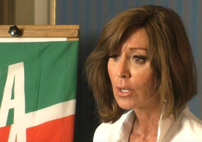 La Bernini di Forza Italia