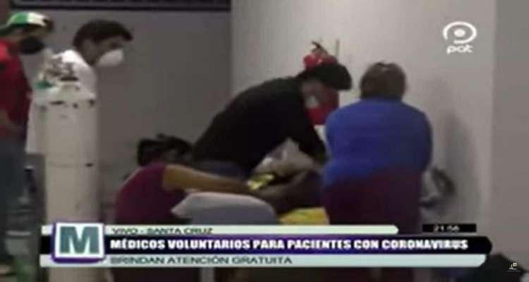 coronavirus diretta morte bolivia