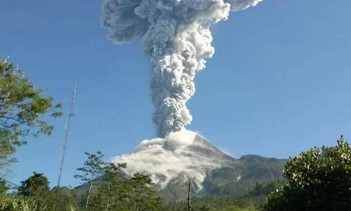 eruzione vulcanica