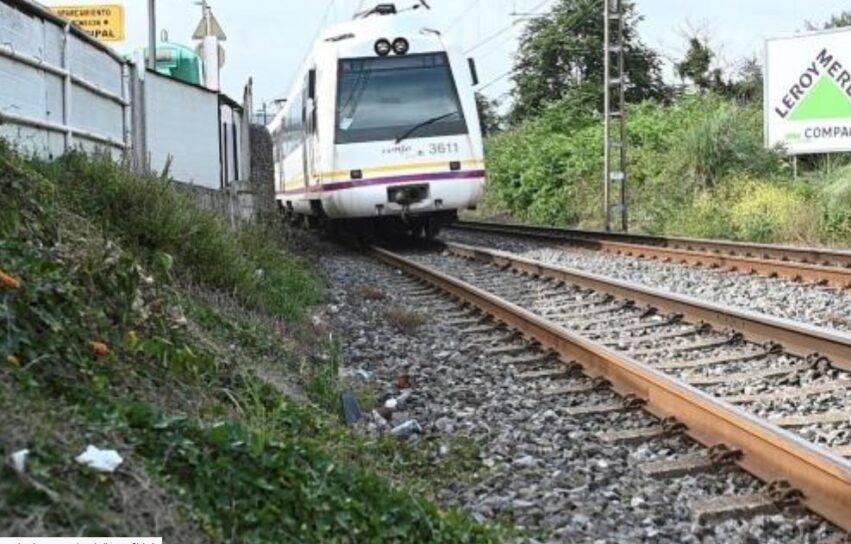 morte travolte da un treno