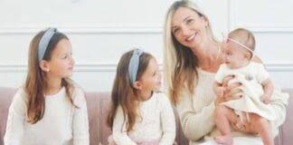 morta mamma e tre figlie