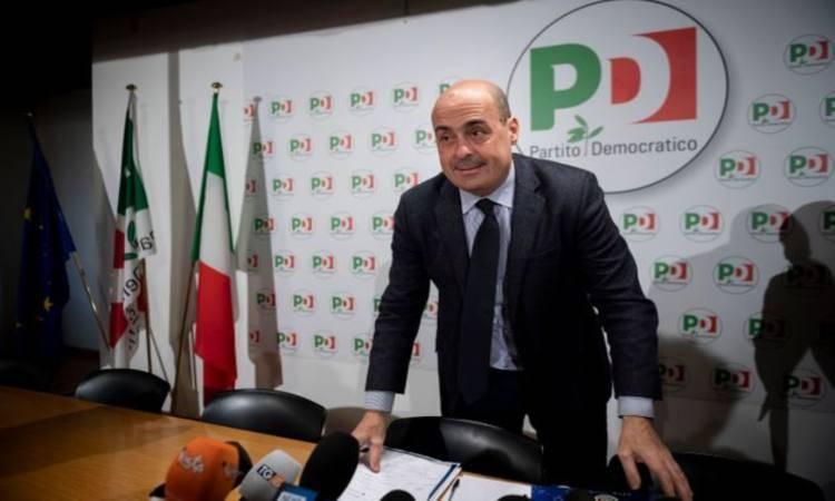 zingaretti pd m5s elezioni regionali salvini