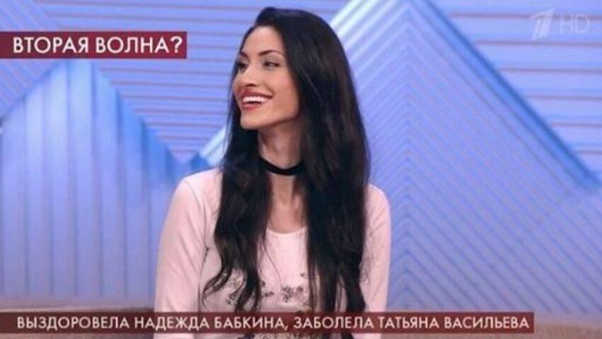Anna Vladimirovna in tv