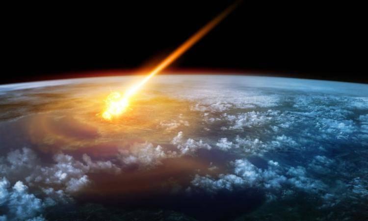 Asteroide scontro