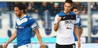 Atalanta Brescia Serie A