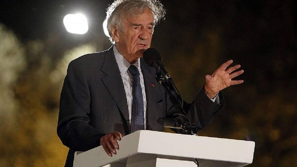 Elie Wiesel, Nobel per la pace scomparso 4 anni fa e il suo