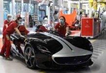 Ferrari, certificazione Equal Salary