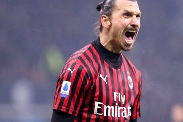 Tegola per il Milan, Zlatan Ibrahimovic positivo al Coronavirus: il comunicato ufficiale