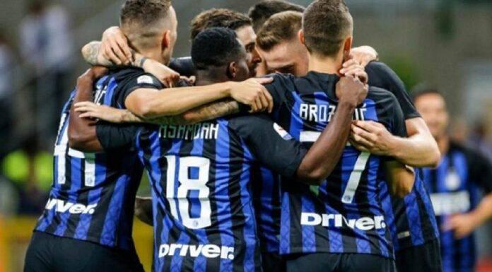 Inter in gol