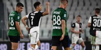 Juventus Atalanta Serie A