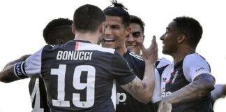 Juventus Cristiano Ronaldo Serie A