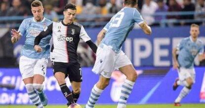 Serie risultati classifica 29a giornata continua duello Juventus Lazio scatto Atalanta zona Champions