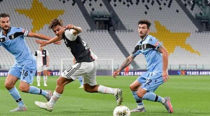 Juventus Lazio Serie A