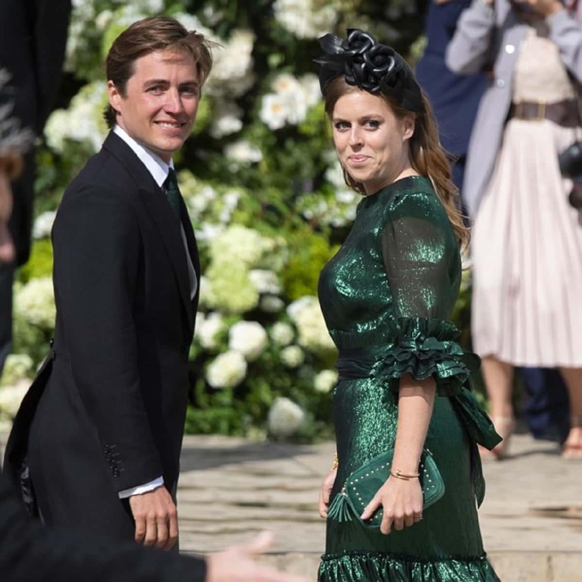 Matrimonio segreto Beatrice di York