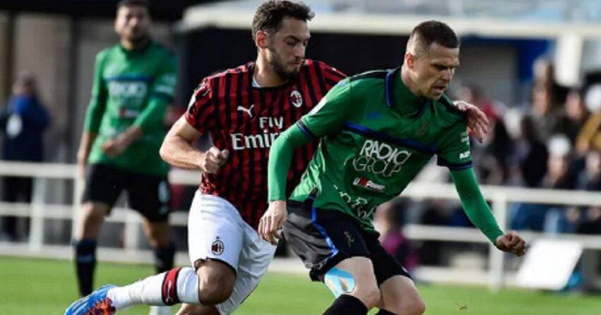 Milan Atalanta Serie A