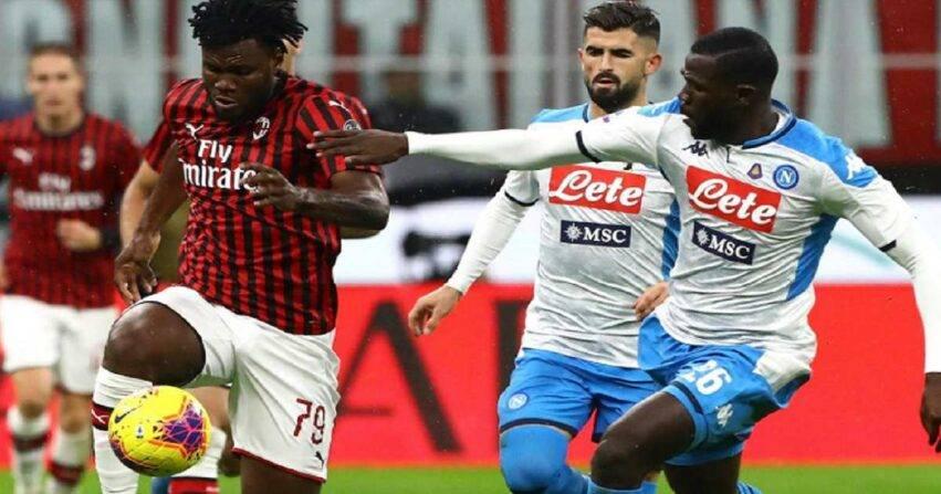 Milan-Napoli Serie A