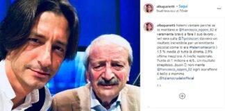 Alba Parietti post