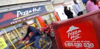 Pizza Hut dichiara bancarotta