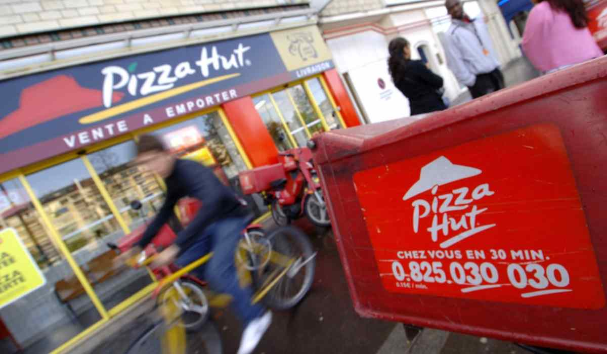 Pizza Hut dichiara il fallimento