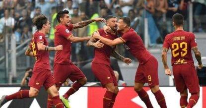 Roma in gol