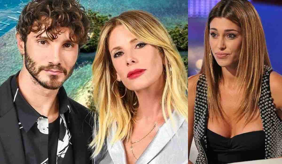 """Belen Rodriguez fa chiarezza: """"Stefano e Alessia? Non è mai"""
