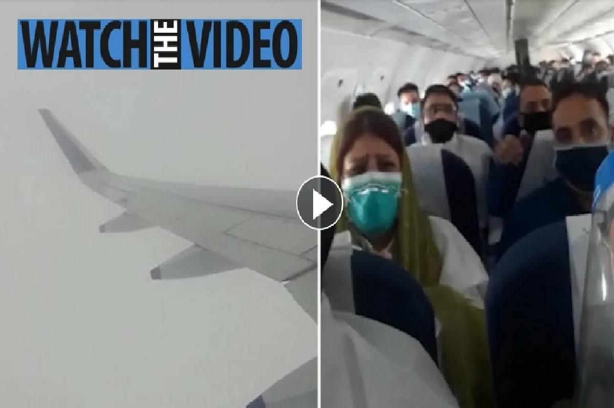 Turbolenza terrorizza passeggeri