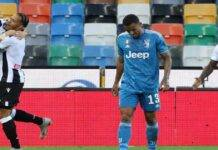 Udinese Juventus Serie A