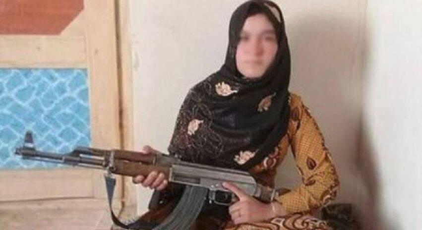 a 16 anni si è vendicata contro i talebani