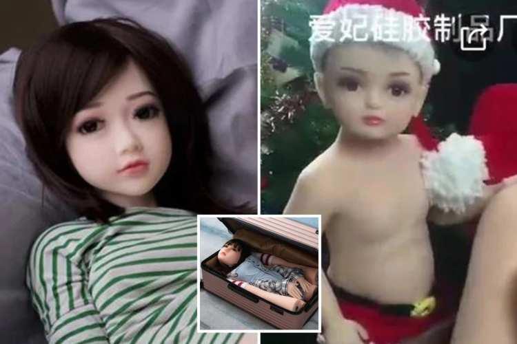 bambole bambini pedofilia