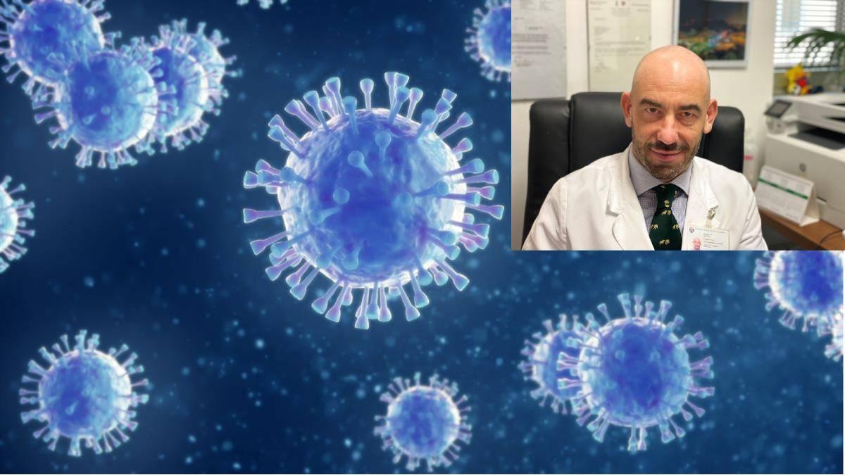 """Coronavirus, Bassetti: """"I tamponi non bastano. Inefficaci per gli asintomatici"""". Ma è ottimista: """"Molti meno morti"""""""