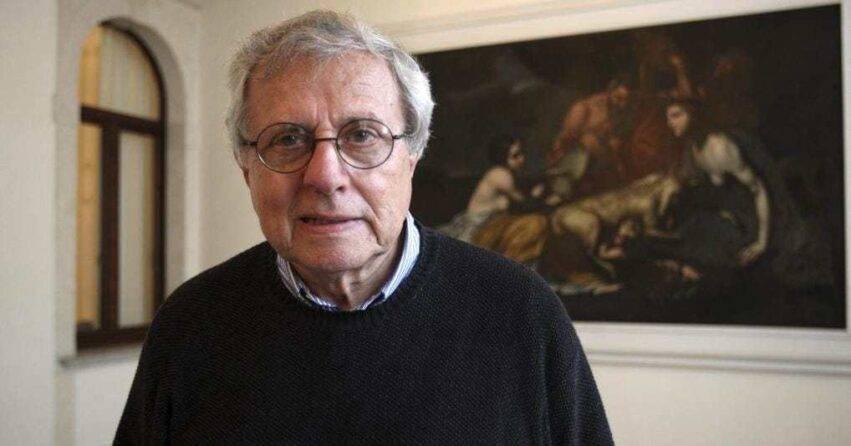 Il professor Carlo Flamigni