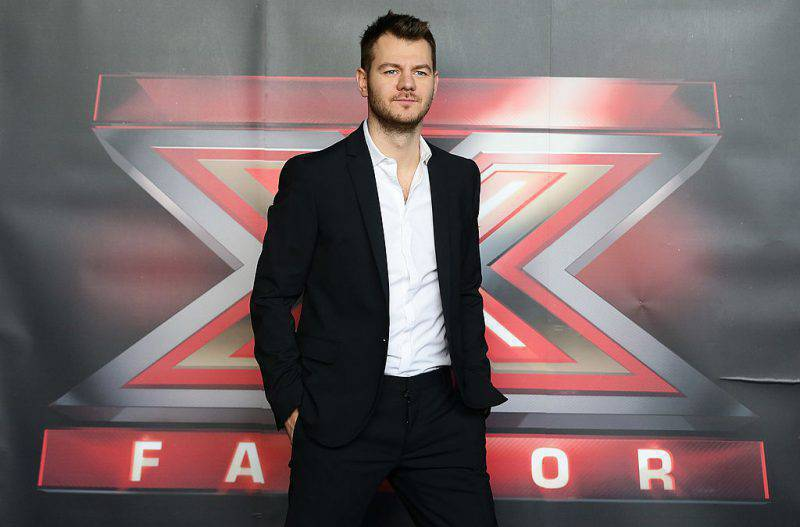 Cattelan ad X Factor