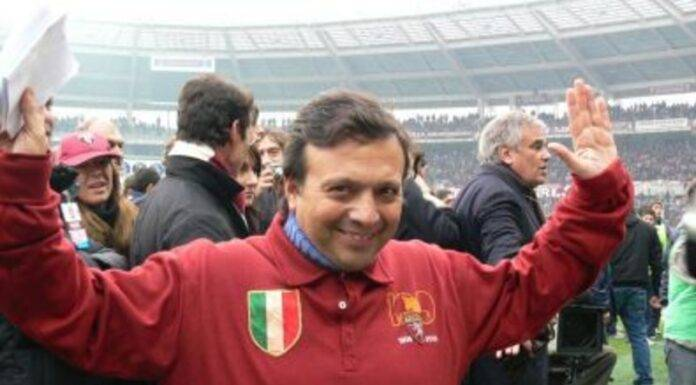 Chiambretti versione tifoso del Torino