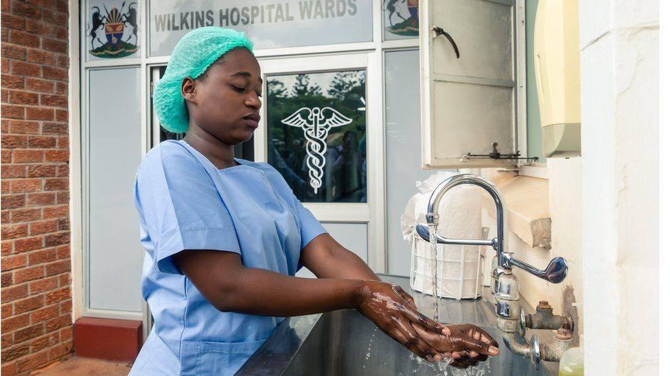 L'Ospedale di Harare