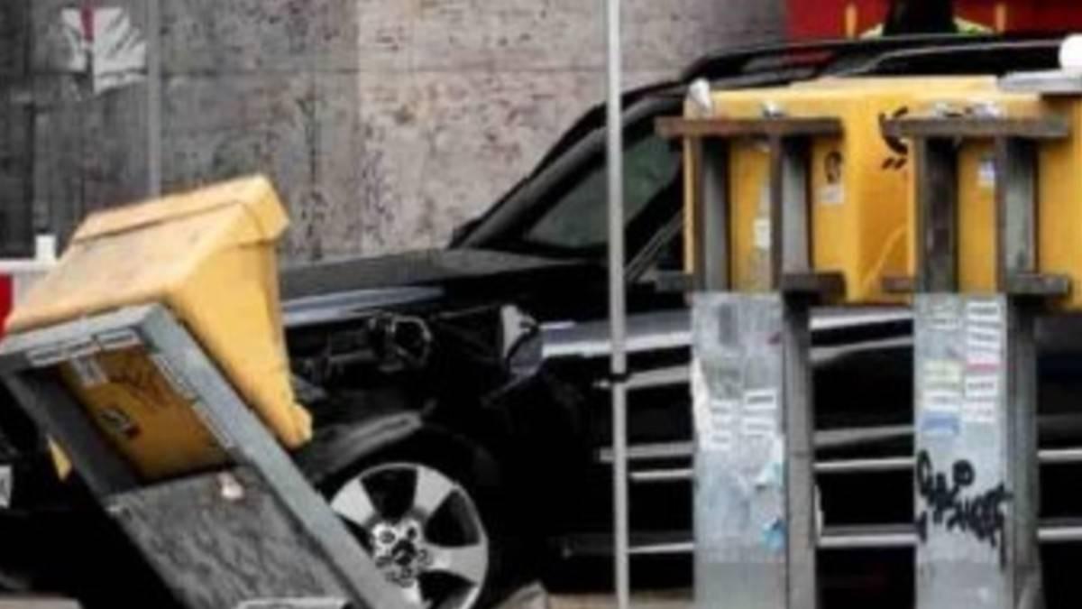 Incidente a Berlino, auto sulla folla