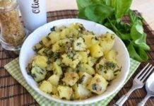 Una variante dell'insalata di patate