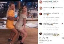 Le sorelle Incorvaia ballano
