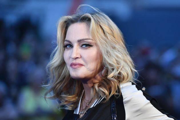 Una foto di Madonna