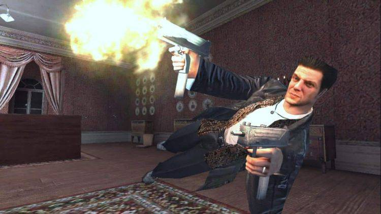 Sequenza in game di Max Payne 2