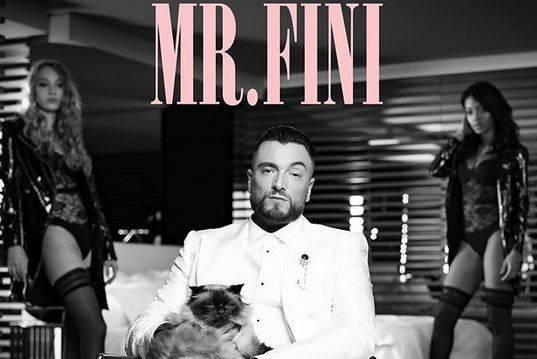 La cover di Mr Fini