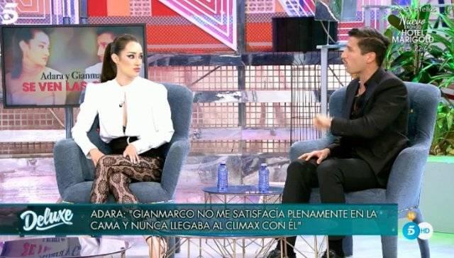 Onestini e Adara su Telecinco
