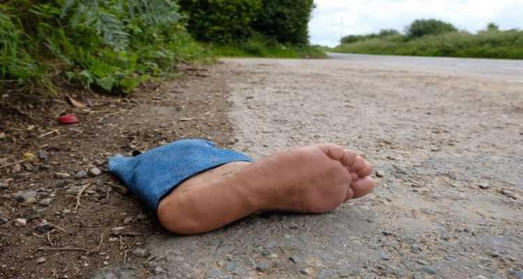piede strada