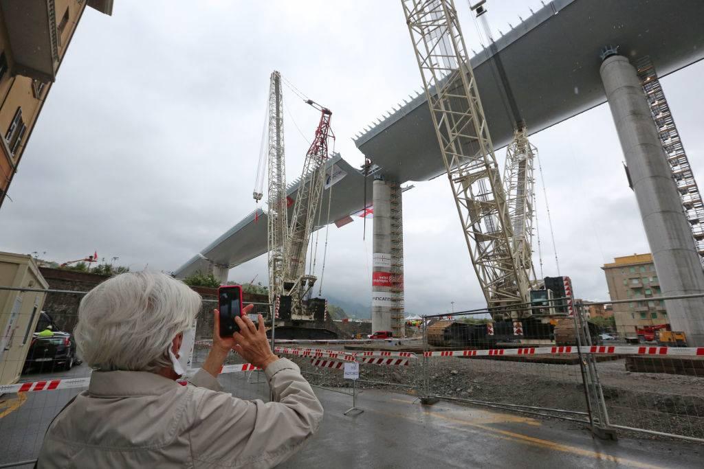 Ponte Morandi ai Benetton, la conferma della ministra delle