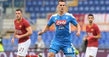 Roma-Napoli, Serie A