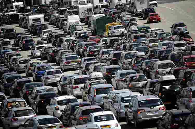 traffico autostrade esodo 8 agosto bollino nero