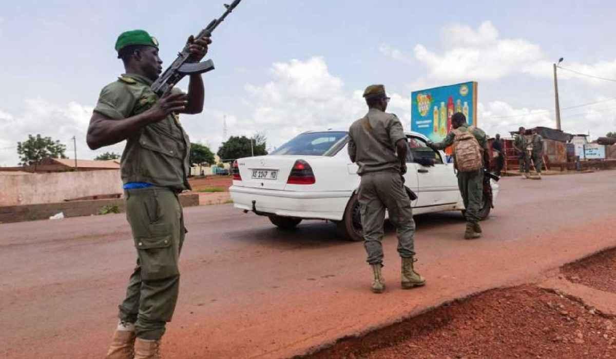 Colpo di Stato in Mali