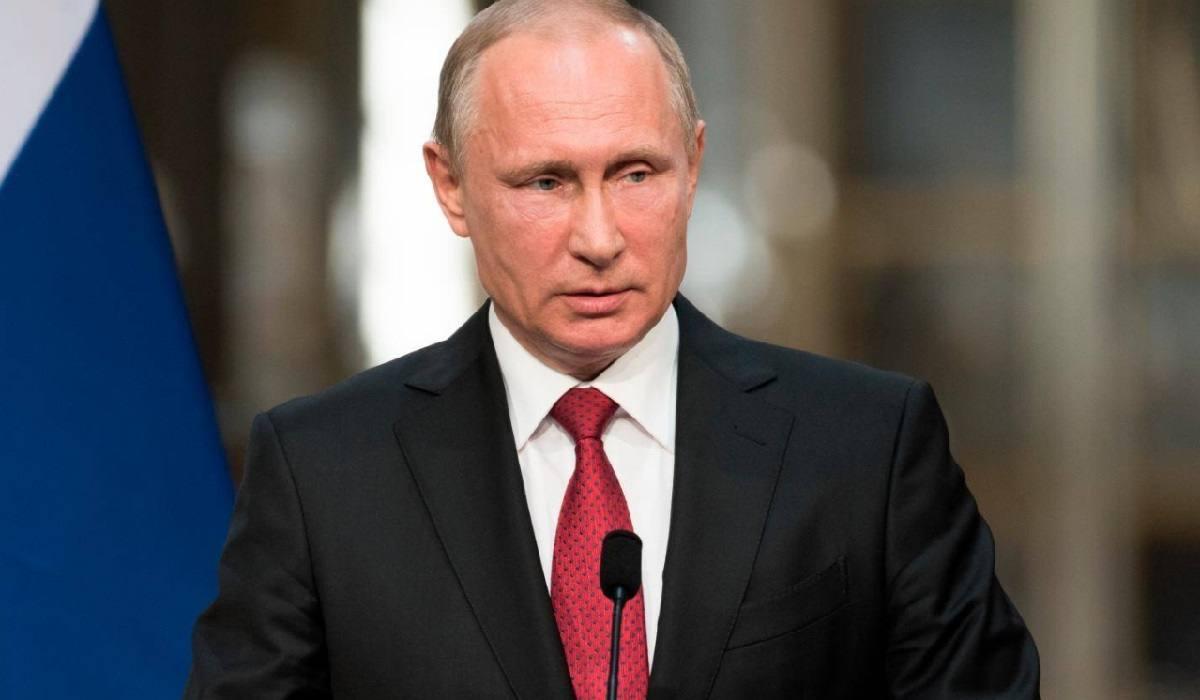 Putin annuncia: