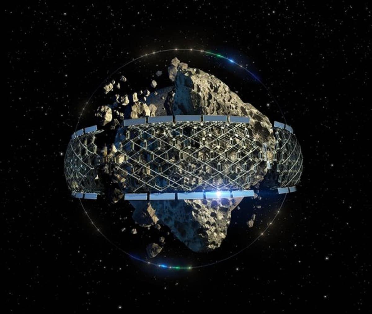 Individuato asteroide valutato otre 10 trilioni di euro |  si prospetta un'insolita missione spaziale