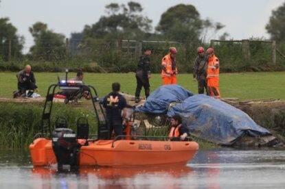 James-Patterson-scomparso dal 91, ritrovato nel fiume