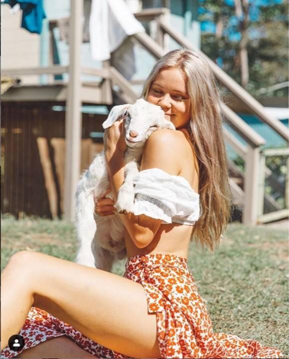 Lauren McGeachin attivista vegana